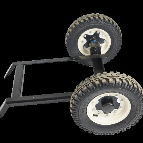Compact axle with wheels - mala_naprava_16eff3fe6845e3c266b53b9a78921c61