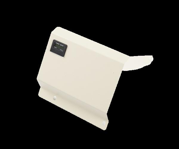 Cover for electric C120 ( T120 ) + Hour meter - motohodiny_C120_e7e815c26d6a1450f94758224e172729